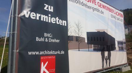 Werbebanner BHG Buhl & Dreher