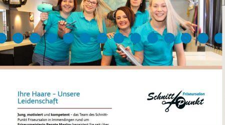 Webvisitenkarte Schnitt-Punkt Immendingen