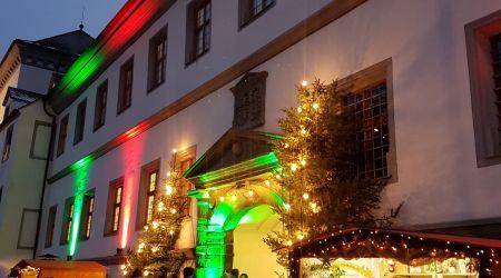 Schlossweihnacht Stadt Meßkirch
